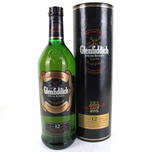 Glenfiddich 12 Year Old 1 Litre