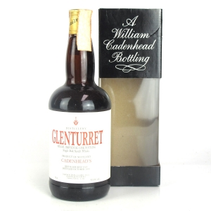 Glenturret 1965 Cadenhead's 25 Year Old