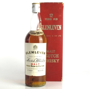 Glenleven 12 Year Old 1970s