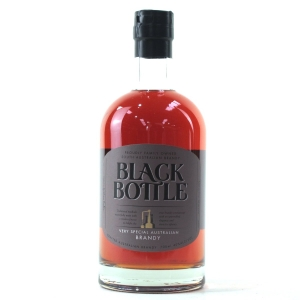Black Bottle VS Australian Brandy