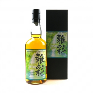 Ichiro's Malt Gasai Cask Strength Blend / Hanyu and Chichibu