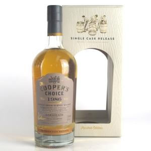 Garnheath 1986 Cooper's Choice 28 Year Old