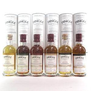 Dingle Distillery Collection 6 x 70cl