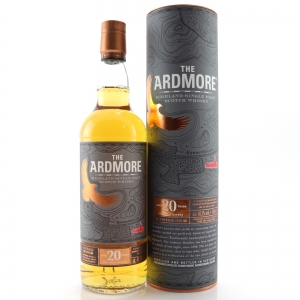 Ardmore 1996 20 Year Old​ / Bourbon and Islay Cask