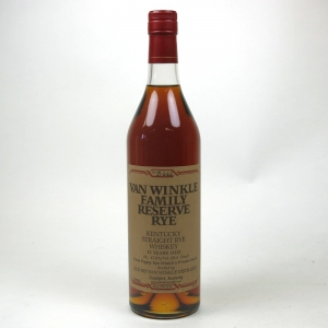 Pappy Van Winkle Family Reserve Rye 13 Year Old