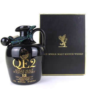 Beinn Bhuidhe 12 Year Old QE2 Decanter 75cl / US Import