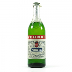 Pernod Spiritueux Anise 1970s Front