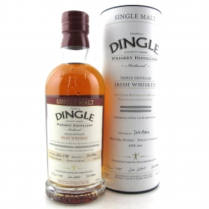 Dingle Irish Single Malt Whiskey / Super Valu Exclusive
