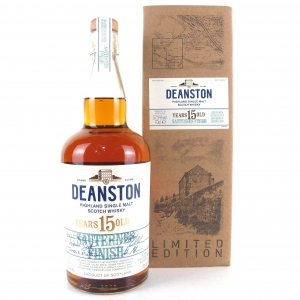 Deanston 15 Year Old Cask Strength / Sauternes Finish
