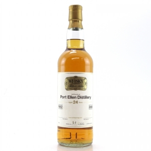 Port Ellen 1982 Whisky Magazine 24 Year Old
