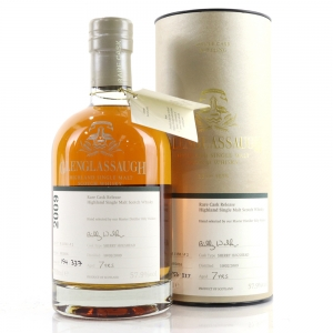 Glenglassaugh 2009 Rare Cask Release 7 Year Old