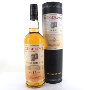 Glenmorangie 12 Year Old Golden Rum Cask