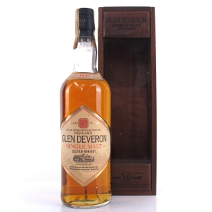 Glen Deveron 1980 12 Year Old