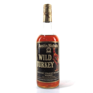 Wild Turkey Kentucky Straight Bourbon 1990s