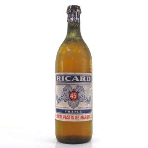 Ricard Apertif Anise 98cl 1970s