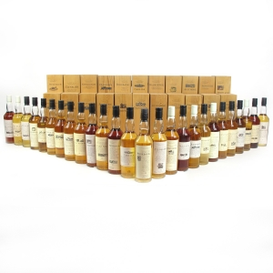 Flora and Fauna Complete Boxed Collection - 26 Bottles / Featuring White Cap Bottles