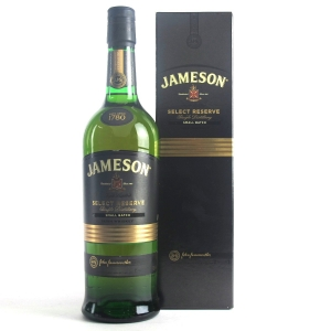 Jameson Small Batch Select Reserve