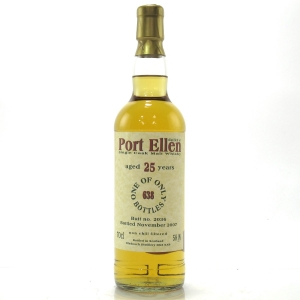 Port Ellen 1982 Bladnoch Forum 25 Year Old