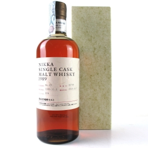 Miyagikyo 1989 Single Cask 21 Year Old #40745