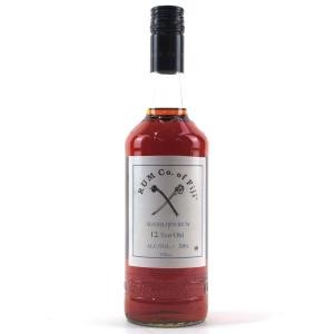 Rum Co. of Fiji 12 Year Old XO Golden Rum