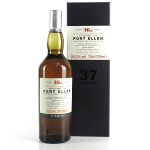 Port Ellen 1978 37 Year Old 16th Release