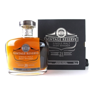 Teeling 21 Year Old Silver Bottling Vintage Reserve