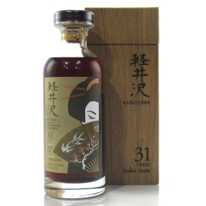 Karuizawa 31 Year Old Sherry Cask #3667 / Golden Geisha