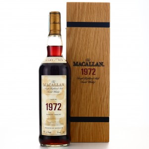 Macallan 1972 Fine and Rare 29 Year Old #4043