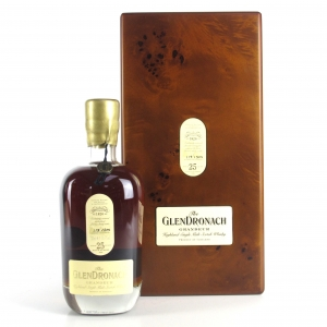Glendronach Grandeur 25 Year Old Batch #008