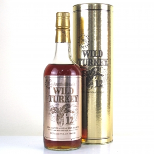 Wild Turkey 12 Year Old Limited Edition