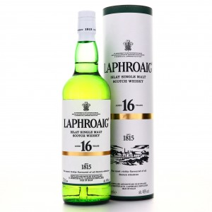 Laphroaig 16 Year Old / Amazon Exclusive