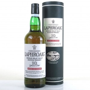 Laphroaig 10 Year Old Original Cask Strength 57.3% 75cl / US Import