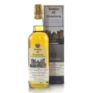 Port Ellen 1983 Douglas of Drumlanrig 23 Year Old