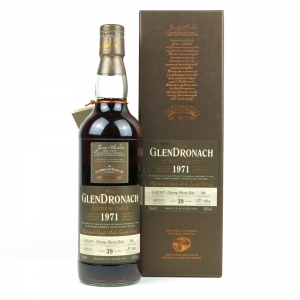 Glendronach 1971 Single Cask 39 Year Old #489