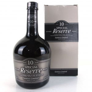 Suntory Special Reserve 10 Year Old 75cl