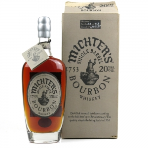 Michter's 20 Year Old Single Barrel Bourbon