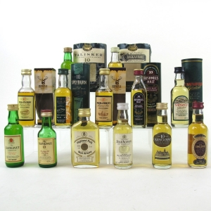 Miscellaneous Single Malt 13 x 5cl