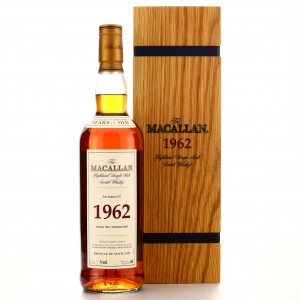 Macallan 1962 Fine and Rare 15 Year Old