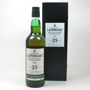 Laphroaig 25 Year Old
