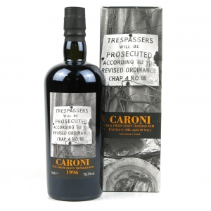 Caroni 1996 Full Proof 20 Year Old