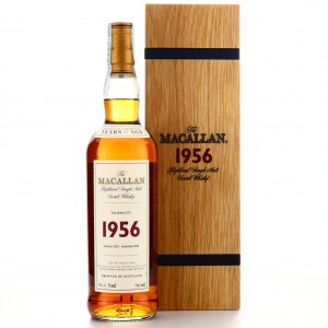 Macallan 1956 Fine and Rare 15 Year Old