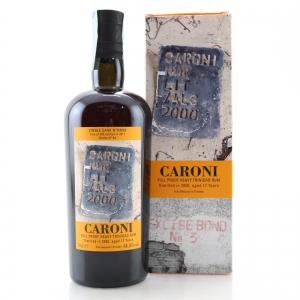 Caroni 2000 Single Cask 17 Year Old #R4002 Full Proof / Eataly