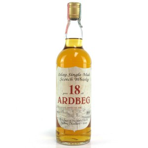 Ardbeg 1974 Sestante 18 Year Old