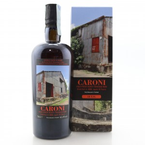 Caroni 2000 Single Cask 18 Year Old #R4005 Full Proof / Lion's Whisky