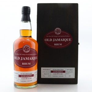 Long Pond 1977 Old Jamaique 35 Year Old