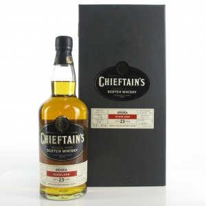 Brora 1981 Chieftain's 23 Year Old