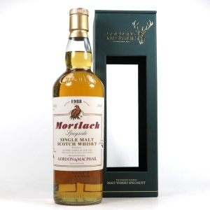 Mortlach 1988 Gordon And Macphail Single Cask #321