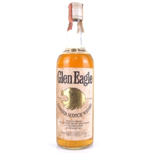 Glen Eagle Scotch Whisky 1980s