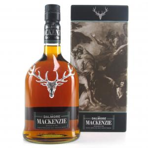 Dalmore 1992 Mackenzie / includes Death of the Stag Print