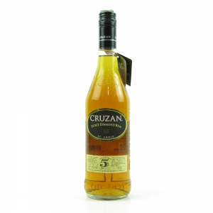 Cruzan Estate Diamond 5 Year Old Rum